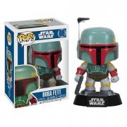 Pop! Vinyl Figura Funko Pop! Fett Bobble-Head - Star Wars
