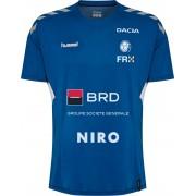 Tricou oficial de joc nationala masculina de handbal albastru