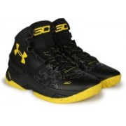 Under Armour UA CURRY 2.0 BATMAN Basketball Shoes For Men(Black)