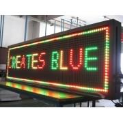 Reclama Luminoasa cu LEDuri Color 100x40cm