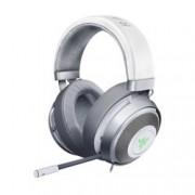 Слушалки Razer Kraken 7.1 V2 Mercury Edition, микрофон, бели