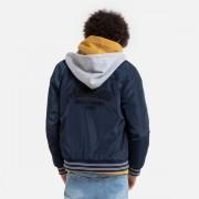 La Redoute Collections Blusão com capuz estilo Teddy 10-16 anosMarinho- 10 anos (138 cm)