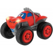 "Chicco RC-Auto ""Turbo Team Billy BigWheels, Rot"""