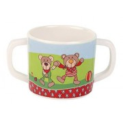 Sigikid BorneLund Shigikitto Baby mug Bear Wild & Berry SG24520
