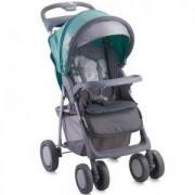 Детска количка Foxy - Green elephants, Lorelli, 074134