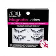 Ardell Magnetic Lashes Double Demi Wispies magnetické řasy 1 ks odstín Black pro ženy