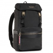 Раница TOMMY HILFIGER - Nylon Backpack AW0AW08509 BDS