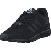 adidas Originals Zx Flux C Core Black/Core Black/Core Bla, Skor, Sneakers och Träningsskor, Sneakers, Svart, Barn, 28
