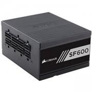 Захранване Corsair High Performance SFX SF600, Modular Power Supply, Fully Modular 80 Plus Gold, EU Version, CP-9020105-EU