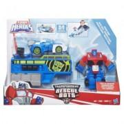 TRA Rescue Bot Optimus Prime - DARMOWA DOSTAWA!