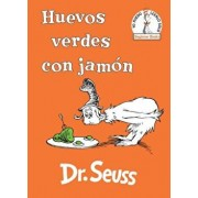 Huevos Verdes Con Jamón (Green Eggs and Ham Spanish Edition), Hardcover/Dr Seuss