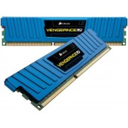 Memorii Corsair Vengeance Blue LP DDR3, 2x4GB, 1600 MHz (dual channel)