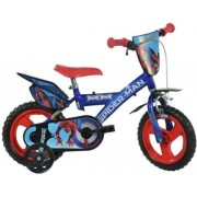 "Bicicleta copii DINO BIKES 123GL-SPH, Roti 12"", SPIDERMAN HOME"