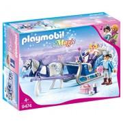 Playmobil Magic, Sanie cu cuplu regal