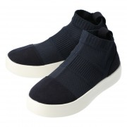 QUOKKA 袋縫いニットブーツ【QVC】40代・50代レディースファッション