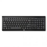 HP Wireless Keyboard K2500 - Slovakia