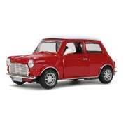 Bburago 1/32 Red Mini Cooper Classic