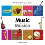 My First Bilingual Book-Music (English-Spanish), Hardcover