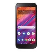 Total Wireless BLU View 1 4G LTE Smartphone prepago (Bloqueado) Negro 16 GB Tarjeta SIM incluida CDMA