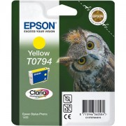 Epson Stylus Photo 1400 - ( T0794 ) Yellow Ink Cartridge - C13T07944010