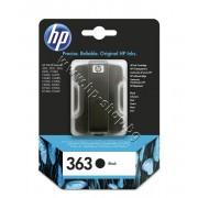 Мастило HP 363, Black, p/n C8721EE - Оригинален HP консуматив - касета с мастило