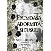 """""""Frumoasa adormita si fusul"""" - Neil Gaiman"""