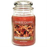 Yankee Candle Cinnamon Stick Large Retail Box No