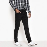 La Redoute Collections Jeans estilo motard corte slimpreto- 44
