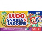 Ludo Snakes Ladders Board Game