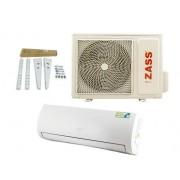 Aparat de aer conditionat Zass ZAC 12 PL, 12000 BTU, Inverter, Clasa A++, Wi-Fi Ready (Alb)