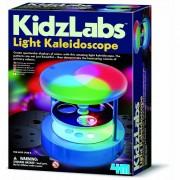 4M Spel Light Kaleidoscope voor kinderen - Veelkleurig