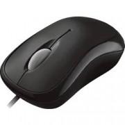 Microsoft Optická Wi-Fi myš Microsoft Basic Optical Mouse P58-00057, černá