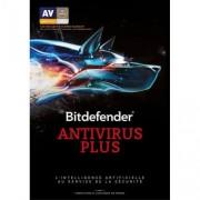 Bitdefender Antivirus Plus 3 Appareils 1 An
