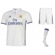 Real Madrid Thuistenue Eigen Naam 2016-2017 Kids Origineel
