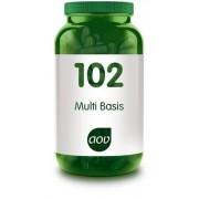 102 Multi basis - 120 Capsules AOV