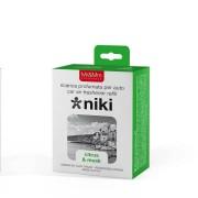 Mr & Mrs Fragrance Niki New - Citrus & musk Vůně do auta 1 kus