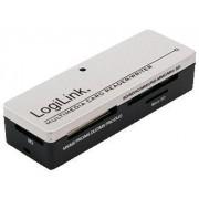Card reader LogiLink CR0010 (Negru)