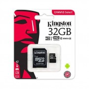 Kingston SDCS/32GB Tarjeta microSD de 32 GB