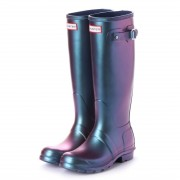 ハンター HUNTER WOMENS ORIGINAL TALL NEBULA (WVB) レディース