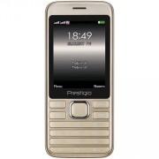 "Mobilni telefon Prestigio Grace A1 PFP 1281 DUO DS zlatni, 2.8"" 950mAh/Cam"