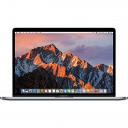 Laptop Apple MacBook Pro 15 Touch Bar Intel Core i7 2.8 GHz Quad Core Kaby Lake 16GB DDR3 256GB SSD AMD Radeon Pro 555 2GB Mac OS Sierra Space Grey INT keyboard