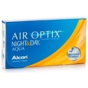 Air Optix Night & Day Aqua (6 lentile)