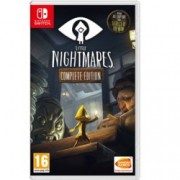 Little Nightmares Complete Edition, Nintendo switch