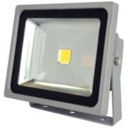 Luminea Projecteur étanche IP65 à LED 30 W Blanc chaud
