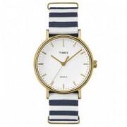Ceas dama Timex Weekender Fairfield TW2P91900 AlbAlbastru Textil Quartz