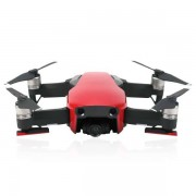 DJI Mavic Air Fly more Combo 4K UHD 32 MP Kamera Flugdrone Drohne 4km Reichweite Faltbar Feuerrot