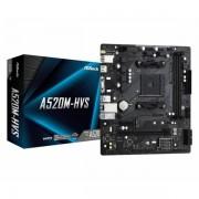 Asrock AMD AM4 A520M-HVS ASR-A520M-HVS
