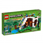 Lego Minecraft Secret Waterfall Escape 21134