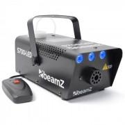 S700LED máquina de fumo 700W LED 3x1W efeito gelo controlo remoto alça de transporte incluída