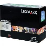 Lexmark X644X31E toner negro